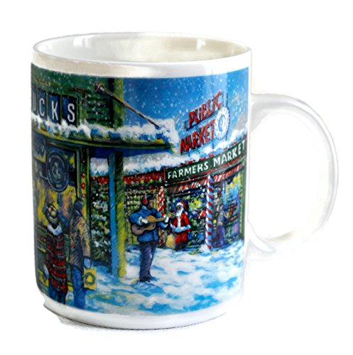 Starbucks Farmers Market Holiday Mug (Farmers Market Mug)