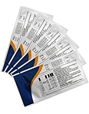 Drug Test - Methamphetamine Test MET Urine Test Strips - 5 Counts Shipped by Amazon