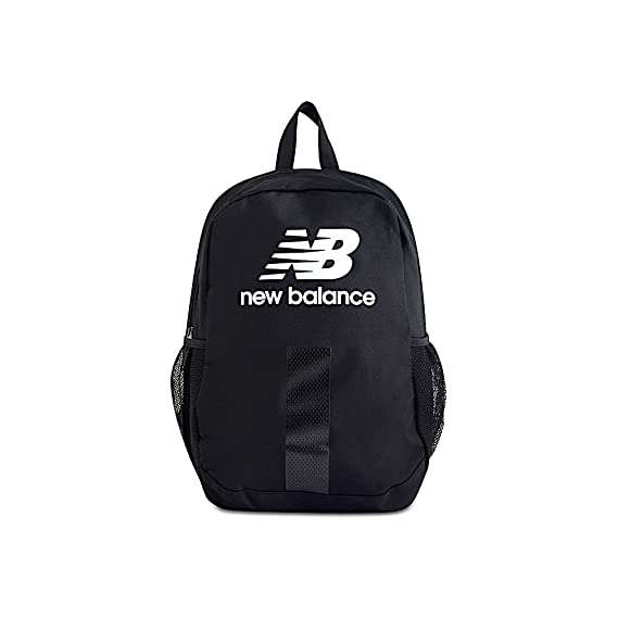 511a776fee546 NEW BALANCE Eclipse Backpack - Black  Amazon.de  Koffer
