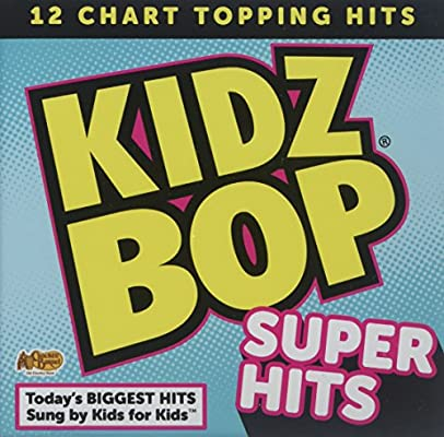 ed137a29 Kidz Bop Kids - Kidz Bop Super Hits - Amazon.com Music