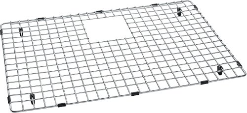 f Center CUX11024-W Sink Grid, 1 x 23.25 x 15.88, Stainless steel ()