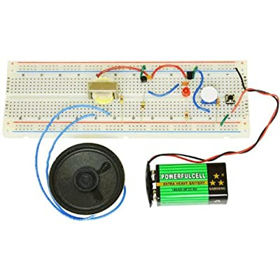 Basic Electronic Experiments with Bredboard: Home Improvement