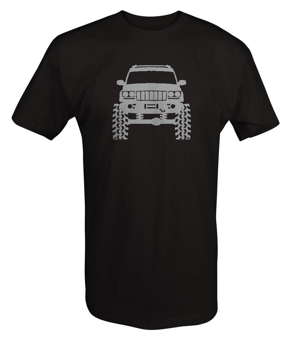 Stealth - Jeep Grand Cherokee WJ Lifted Offroad 4x4 T shirt -Medium