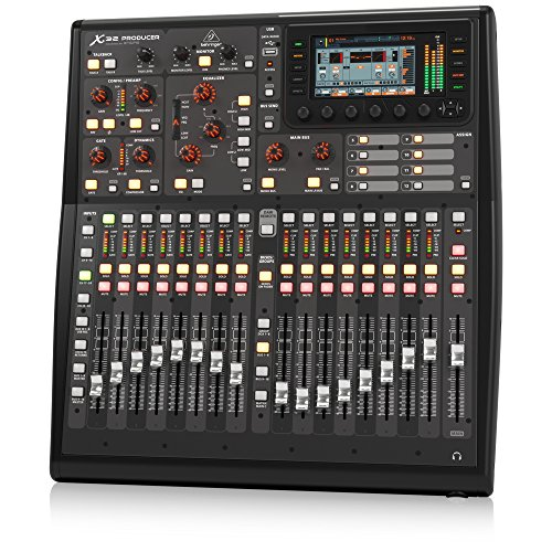 BEHRINGER X32 PRODUCER - 32 Live Sound Mixer