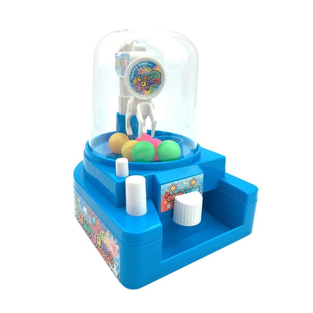 Legros8 Mini Catching Ball Machine Candy Machine Children Gift Playing Toys for Fun