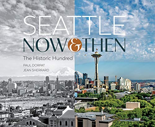A new and inspiring compilation of a lifetime of documenting the city's heritage by Seattle public historian, Paul Dorpat. The most compelling and essential of Paul's 1,800 photo-history columns for the Sunday magazine of The Seattle Times. Each s...