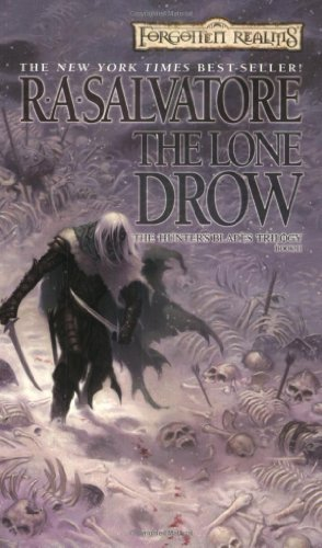 The Lone Drow (The Hunter