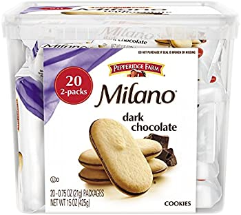 2-Pack Pepperidge Farm Milano Cookie Tub (15-Ounce)