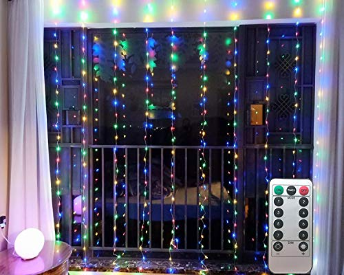 1000 Led Light Curtain in US - 9