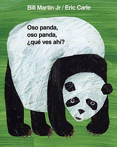 Oso panda, oso panda, ¿qué ves ahí? (Brown Bear and Friends) (Spanish Edition) -