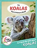 The Koala Fact and Picture Book: Fun Facts for Kids About Koalas (Turn and Learn)
