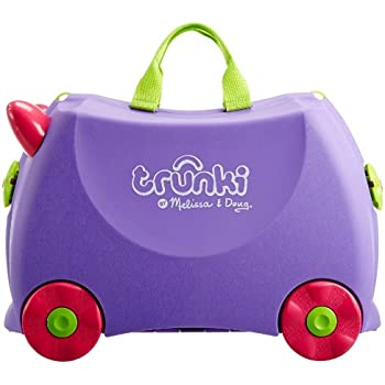Melissa & Doug Trunki - Iris (Purple)