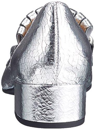 7600 Femme 10 Escarpins 3528 5 Silber Högl Argent w4qtpX