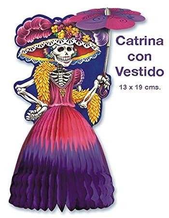 Amazon.com: Catrina con vestido: Home & Kitchen