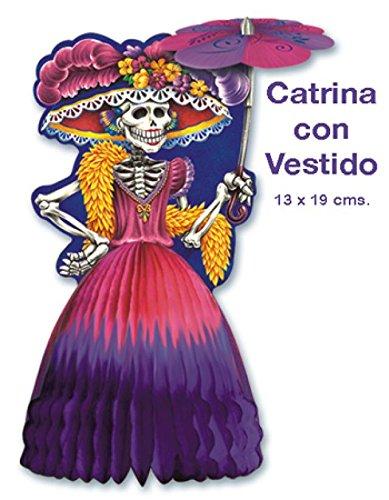 Amazoncom Catrina Con Vestido Home Kitchen
