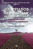 img - for Los estados de bienestar en la encrucijada book / textbook / text book