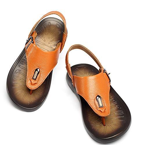 Spiaggia 24 pantofole da Tempo Da Uomo Traspiranti Sandali Libero Scarpe Il Sandali spiaggia CM 0 Scarpe Da 27 E Casual Estate Marrone All'aperto Per 0 Wagsiyi Rossi Ud6q8wxU