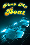 PIMP MY BOAT Blue LED Boat Deck Lighting Kit with Red & Green
