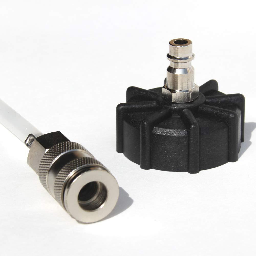 Bremsenentlüftungsgerät Manueller Bremsenentlüfter mit E20 Adapter Werkzeug