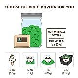 Boveda for Herbal Storage | 58% RH 2-Way Humidity
