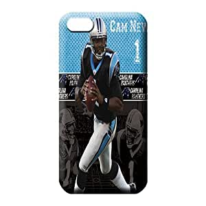 iphone 6 normal Heavy-duty Back fashion mobile phone carrying covers carolina panthers nfl football