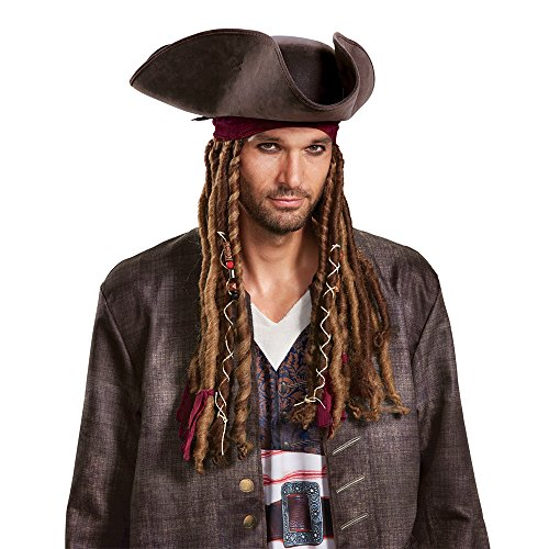 captain jack sparrow hat - 3
