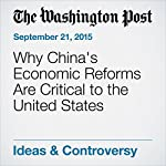 Why China's Economic Reforms Are Critical to the United States | Henry M. Paulson Jr.
