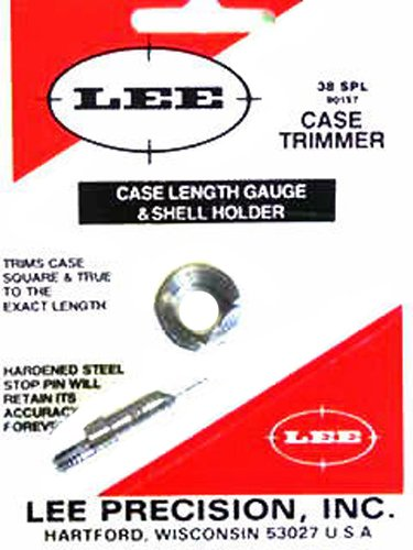 LEE PRECISION 38 Special Gauge/Holder