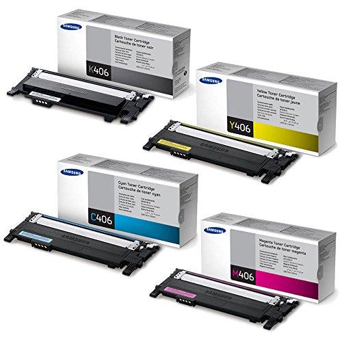 Samsung Standard Yield Toner Cartridge Set Black 1500/Color