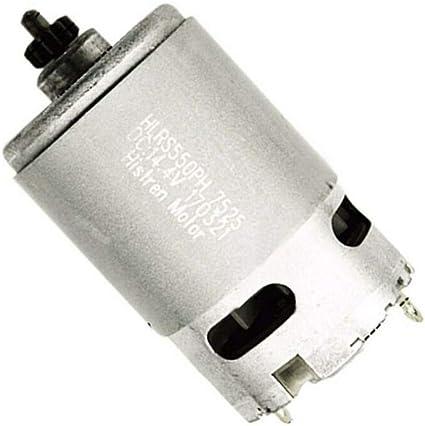 13-14.4v Zähne Motor Motor für Bosch GSR 14.4-2-li PSR14.4li 2 2 609 199 253
