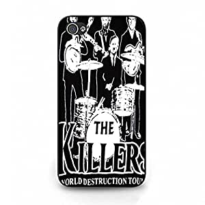 Iphone 4/4s Handsome The Killers Phone Case Cover The Killers Stylish
