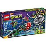 Lego 79120 - Teenage Mutant Ninja Turtles T-Rawket: Attacke aus der Luft