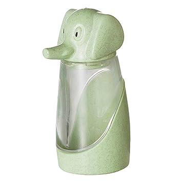 Bluelans® novedad elefante salero y pimentero/ollas/de botellas de plástico – juego
