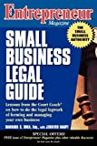 img - for Entrepreneur Magazine: Small Business Legal Guide book / textbook / text book
