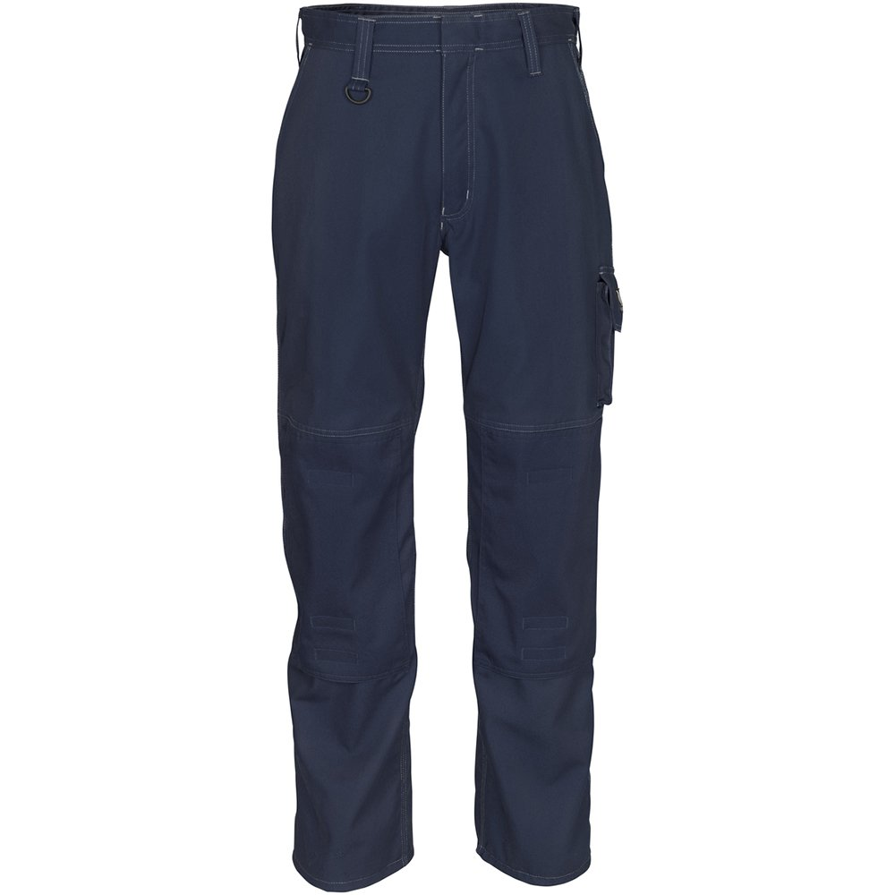 L90cm//C52 Mascot 12355-630-010-90C52Biloxi Trousers Black//Blue