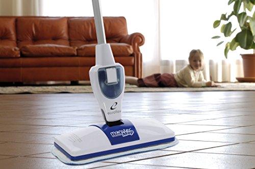Euroflex Monster Mop New Hot Floor Cleaner, Exothermic Heat, Dry Mop or Heated - Mop Heat