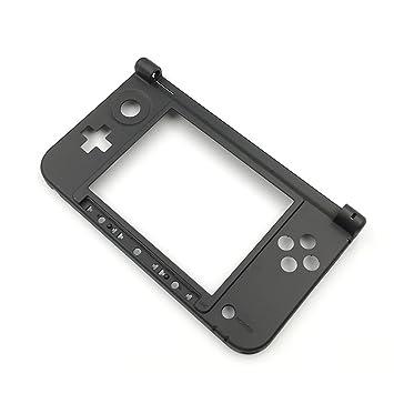 Para Nintendo 3DS XL LL bisagra de repuesto parte inferior ...
