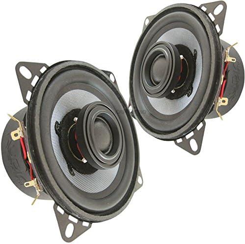 Vw T4 90 03 Audio System Lautsprecher 100mm Koax Armaturenbrett Navigation