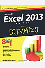 Excel 2013 All-in-One For Dummies Paperback