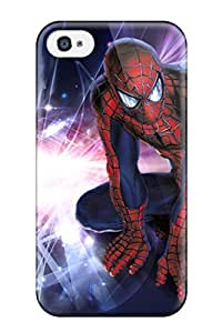 Flexible Tpu Back Case Cover For Iphone 4/4s - The Amazing Spider-man 61