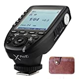 Godox Xpro-F 2.4G Wireless Flash Trigger Transmitter for Fujifilm Fuji with TTL HSS 1/8000s TMC Big LCD Screen 5 Dedicated Group Buttons 11 Customizable Functions