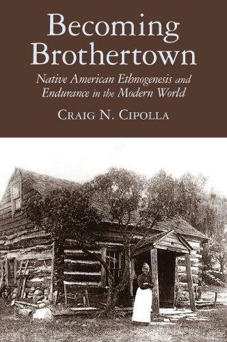 Becoming Brothertown: Native American Ethnogenesis and Endurance in the Modern World (Archaeology of Indigenous-Colonial Interactions in the Americas)