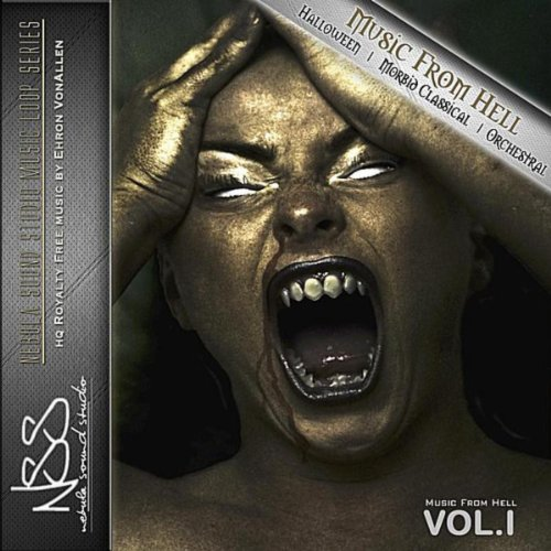 Music From Hell - Royalty Free Morbid Underscore & Dark Halloween Music With Sound Fx Vol. 1]()