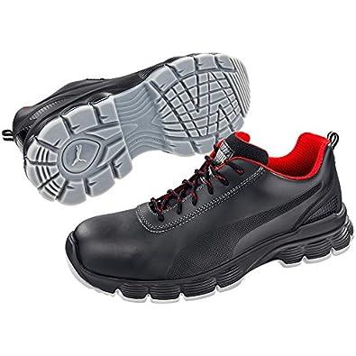 92fe5c5b1025a2 Puma 640521-202-39 Chaussures de sécurité Pioneer Low S3 ESD SRC Taille 39