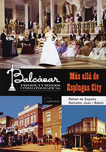 Descargar Libro Más Allá De Esplugas City: Balcázar Producciones Cinematográficas Salvador Juan Babot