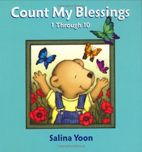 Count My Blessings, One Through Ten