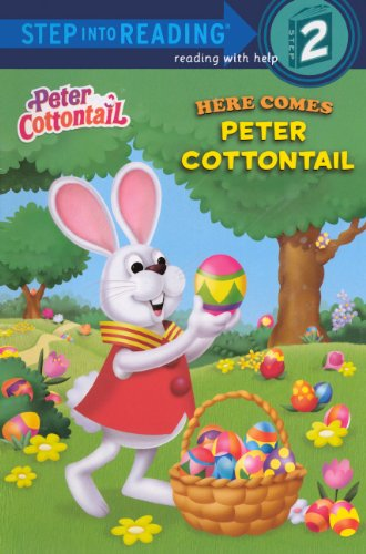 Download Here Comes Peter Cottontail (Turtleback School & Library Binding Edition) (Step in Reading: Step 2) pdf