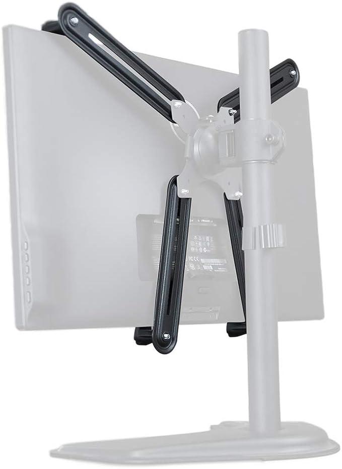 BeMatik - Adaptador para VESA 75/100 para Soporte de Monitor o TV de 13