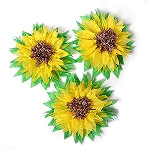 PAPER JAZZ Sunflower Party Decoration Summer Birthday Wedding Bridal Shower 13