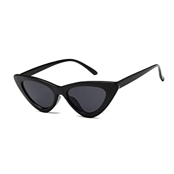 hengduolailin Vintage Triangle Cat Eye Mujer Gafas de sol ...